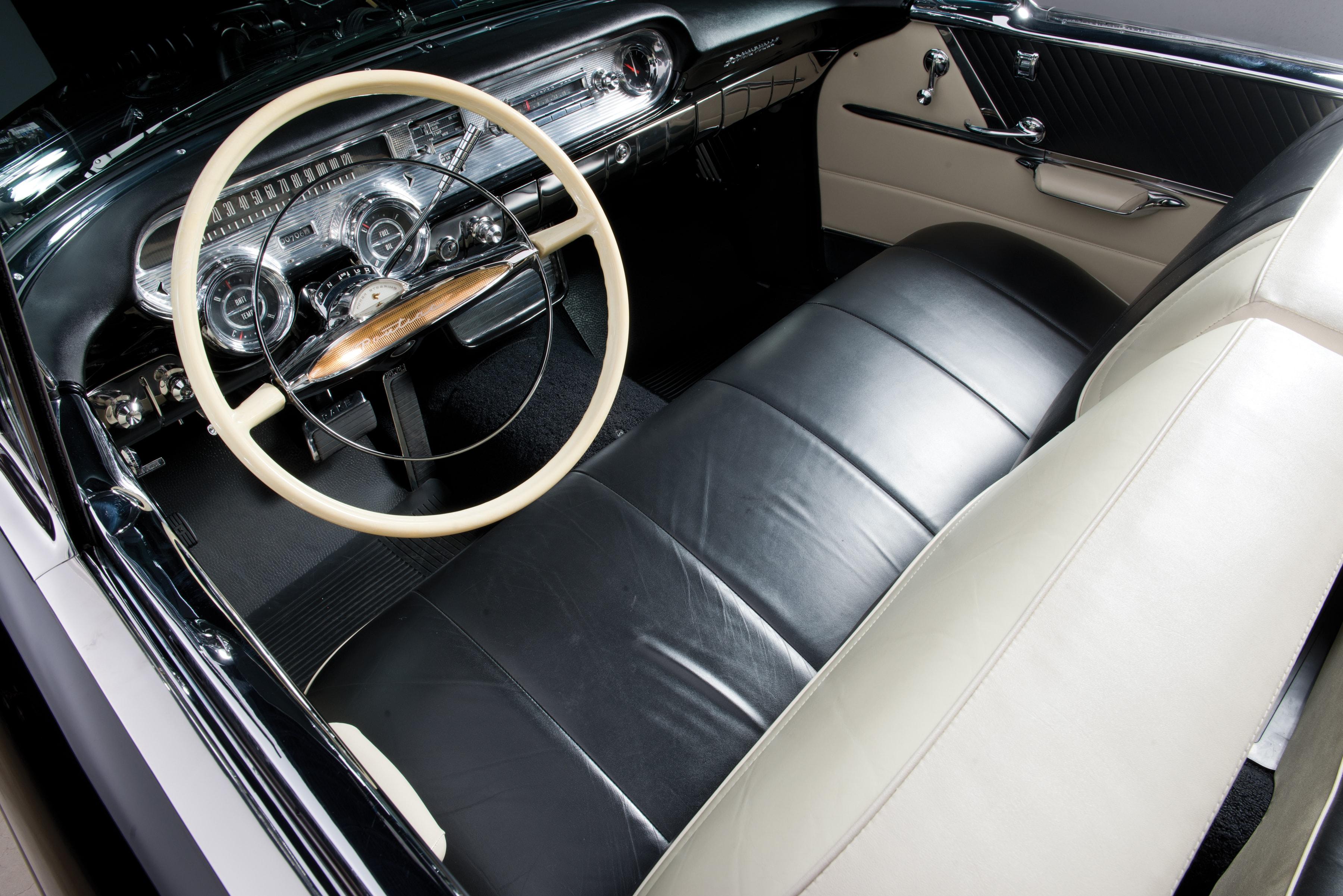1957 Pontiac Star Chief Custom Bonneville High