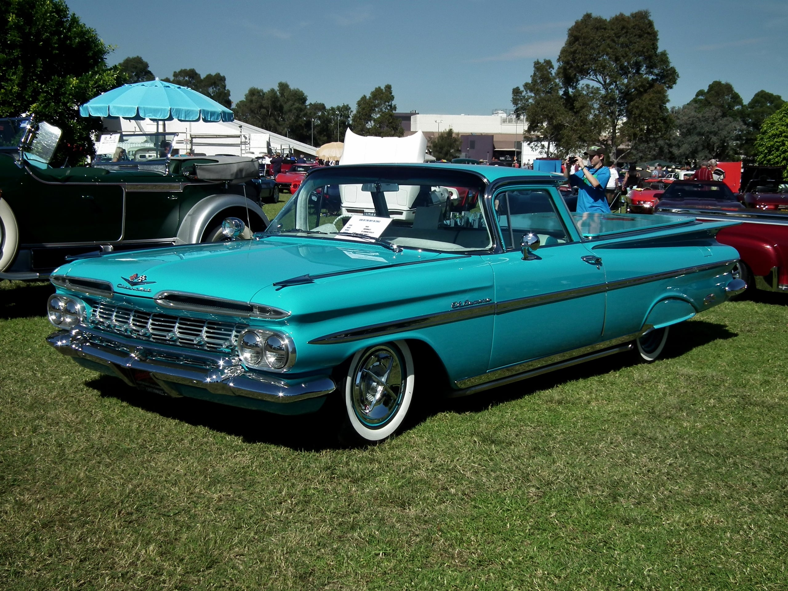 1959 Chevrolet El Camino High