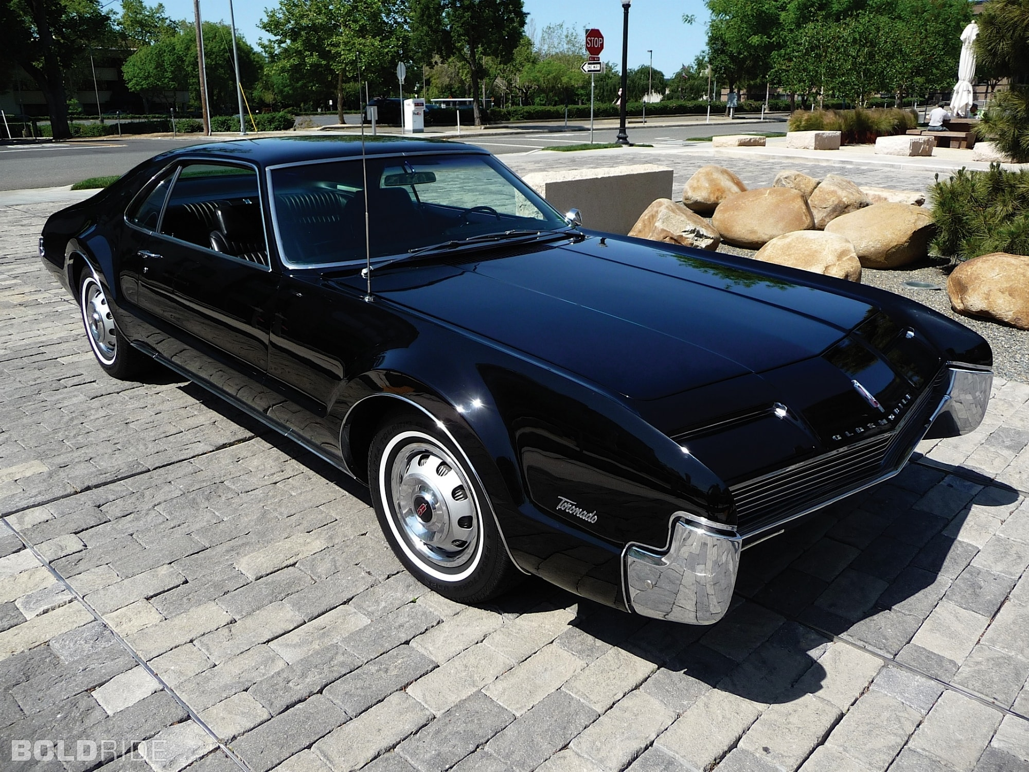 1966 Oldsmobile Toronado High