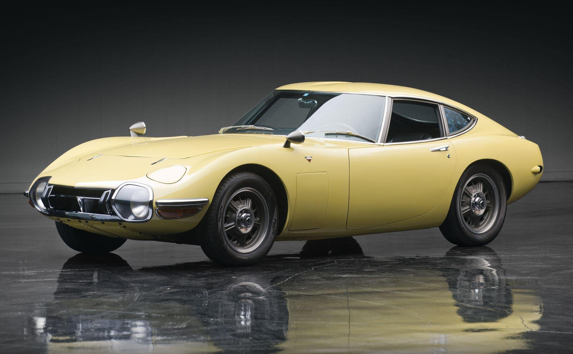 1967 Toyota 2000GT High
