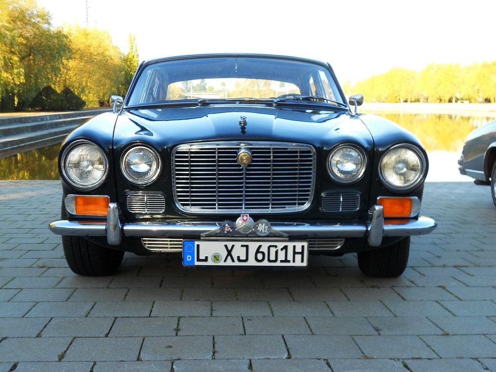 1968 Jaguar XJ6 High