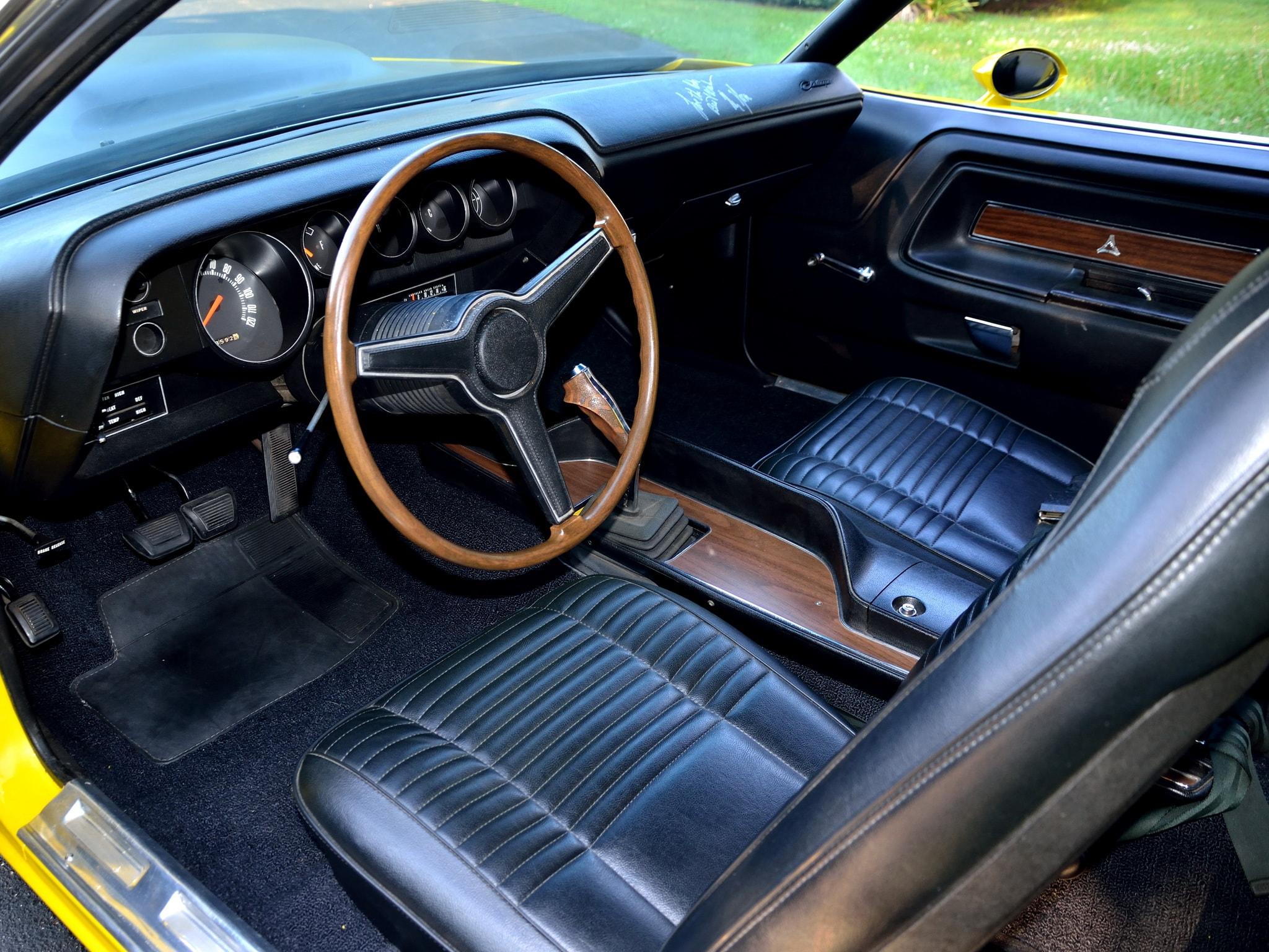 1970 Dodge Challenger T/A High