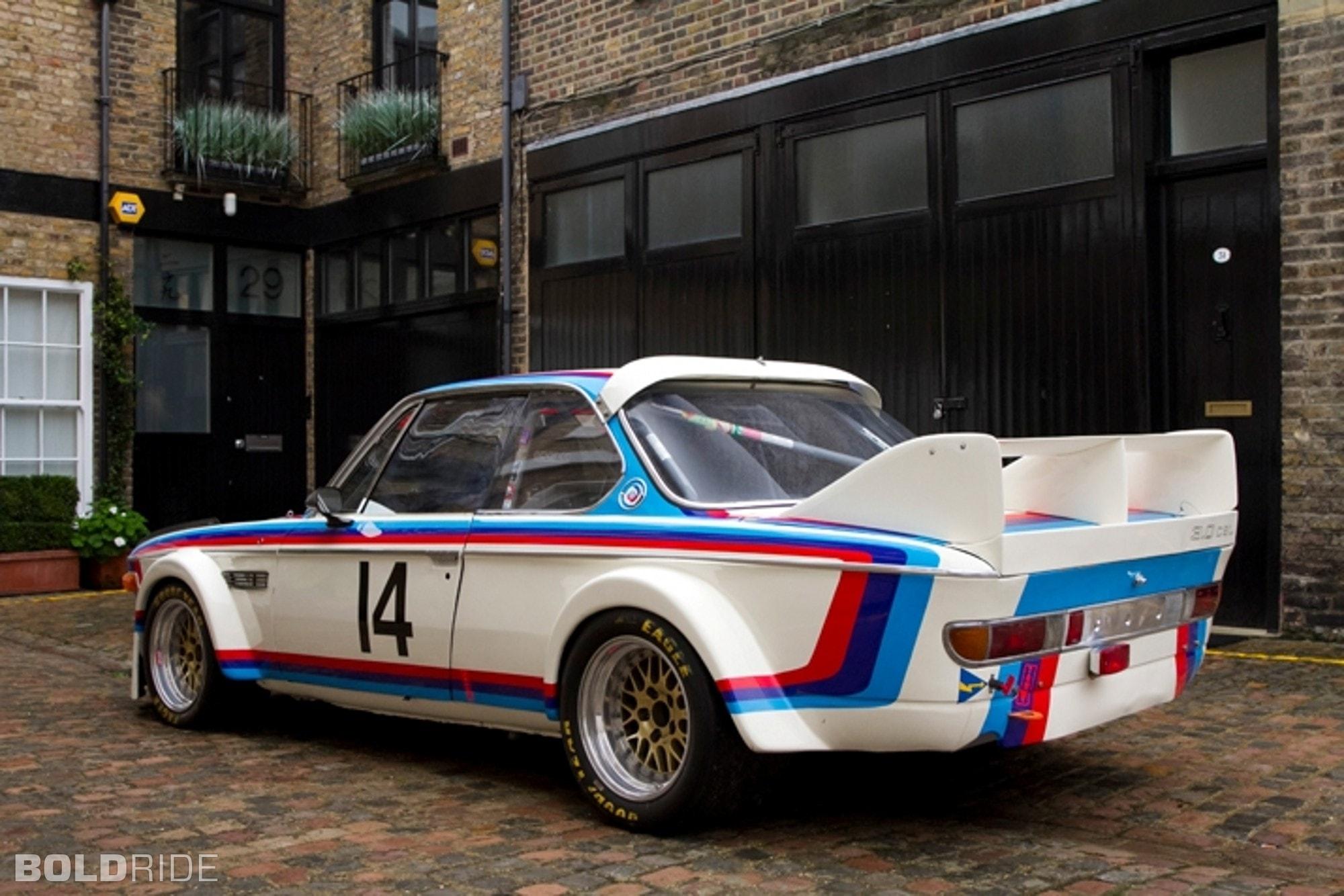 1973 BMW 3.0 CSi High