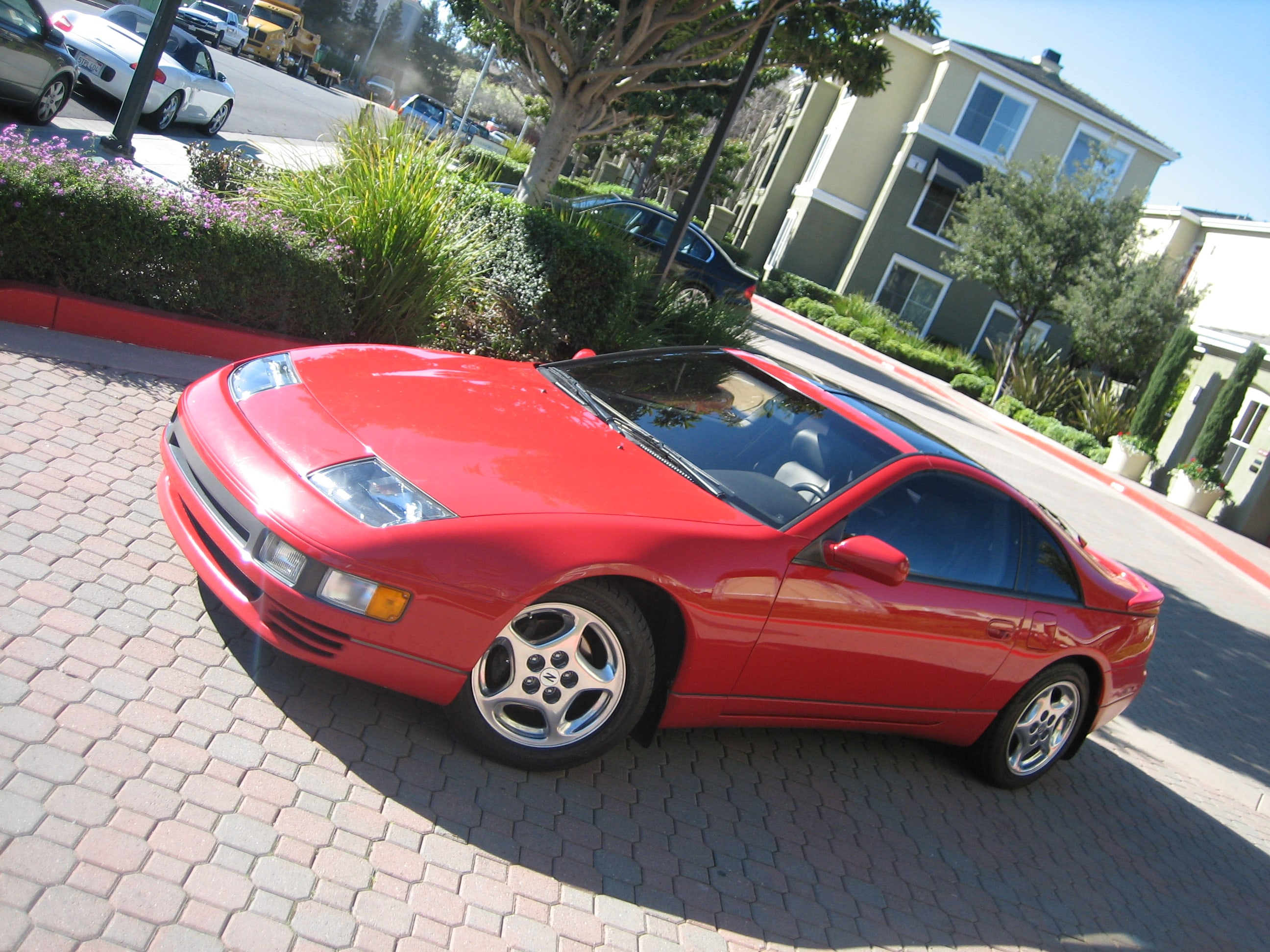 1990 Nissan 300ZX Twin Turbo High
