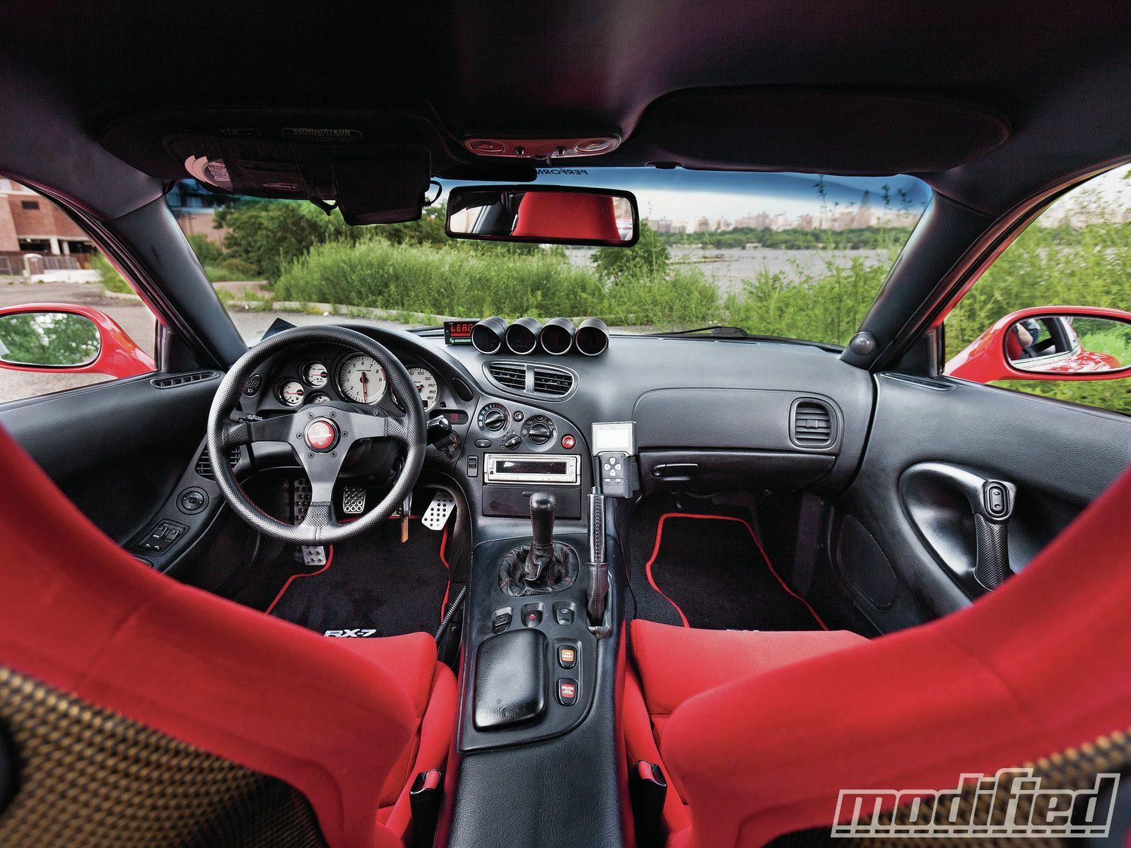 1993 Mazda RX-7 High
