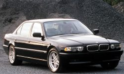 1995 BMW 7 Series High