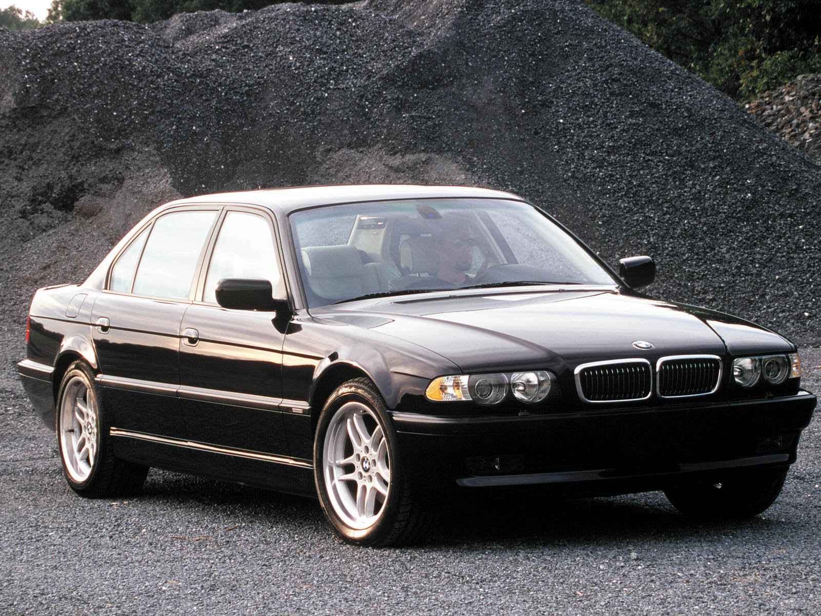 1995 BMW 7 Series High