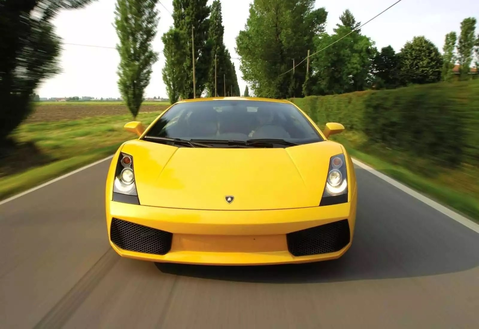 2003 Lamborghini Gallardo High