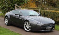 2006 Aston Martin V8 Vantage HD pictures