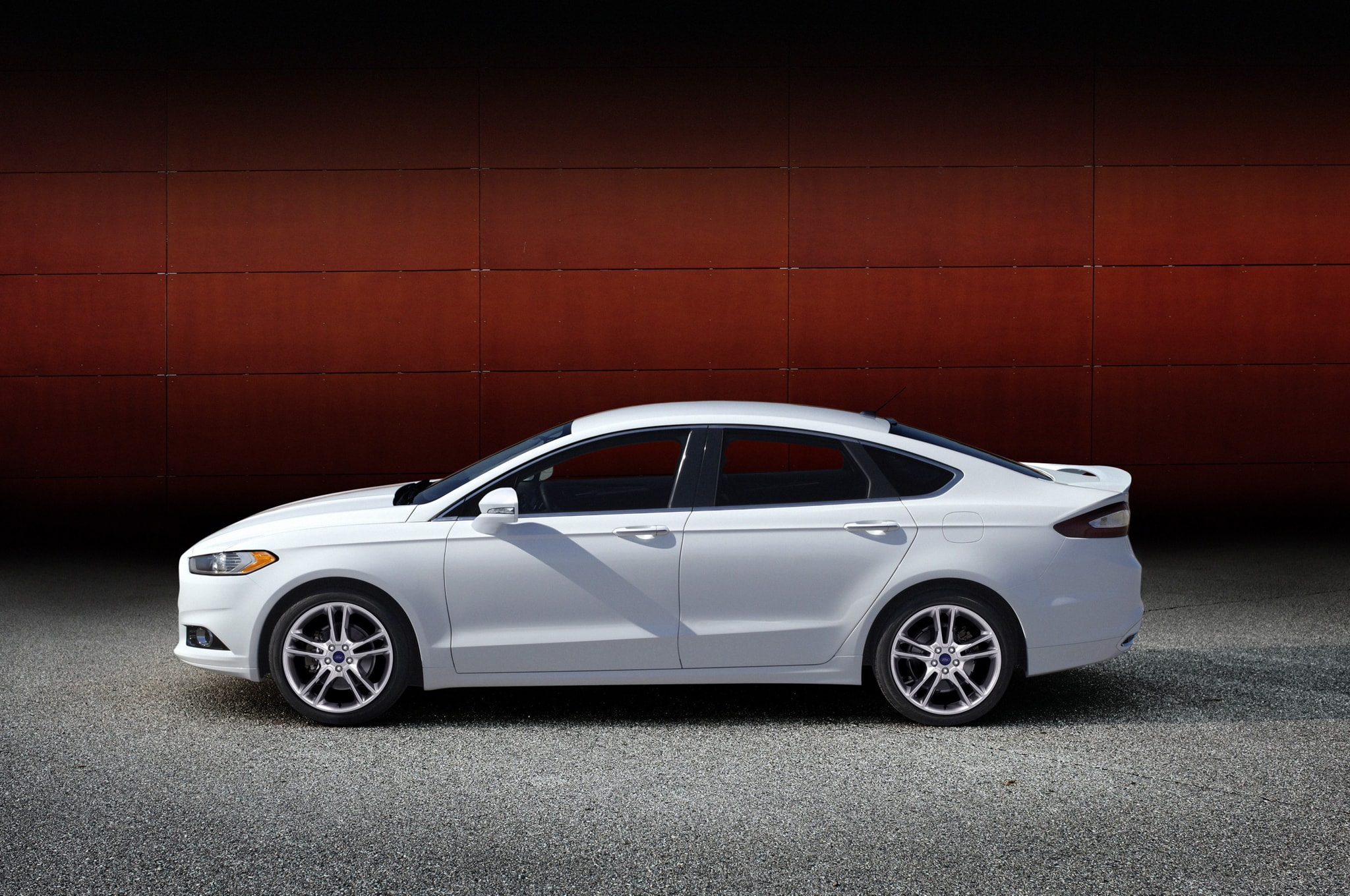 2013 Ford Fusion High