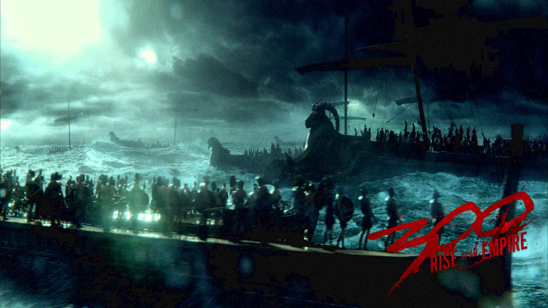 300: Rise of an Empire High
