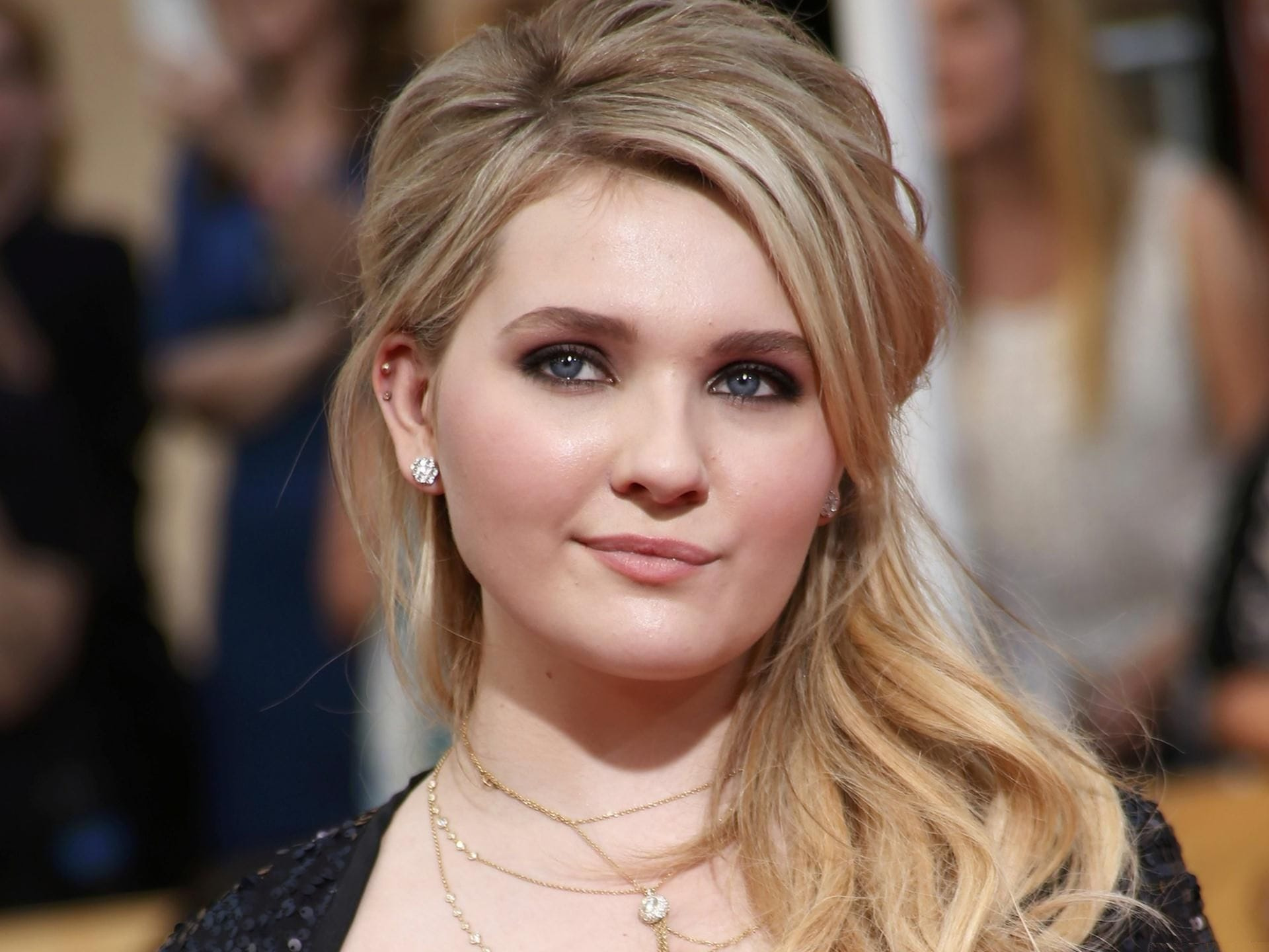 Abigail Breslin High