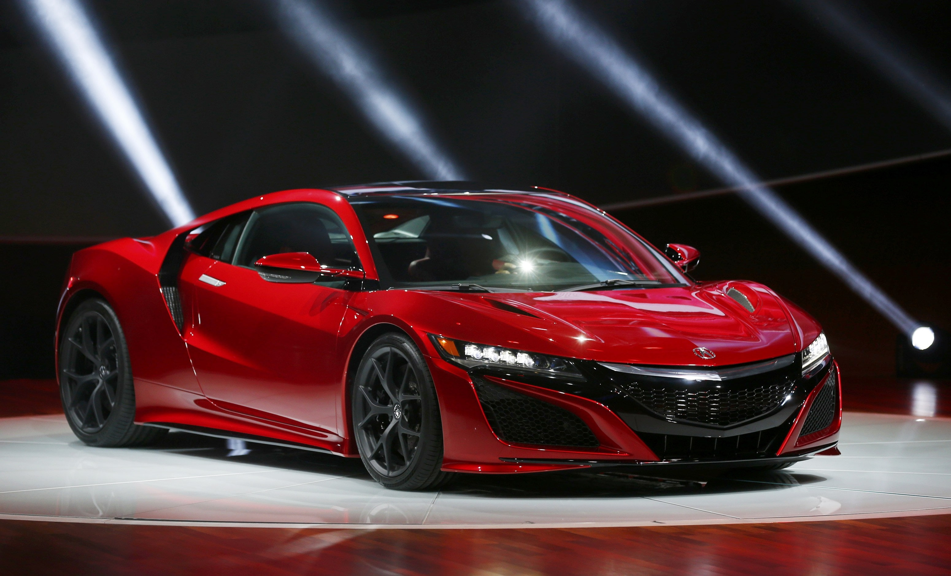 Acura NSX II High