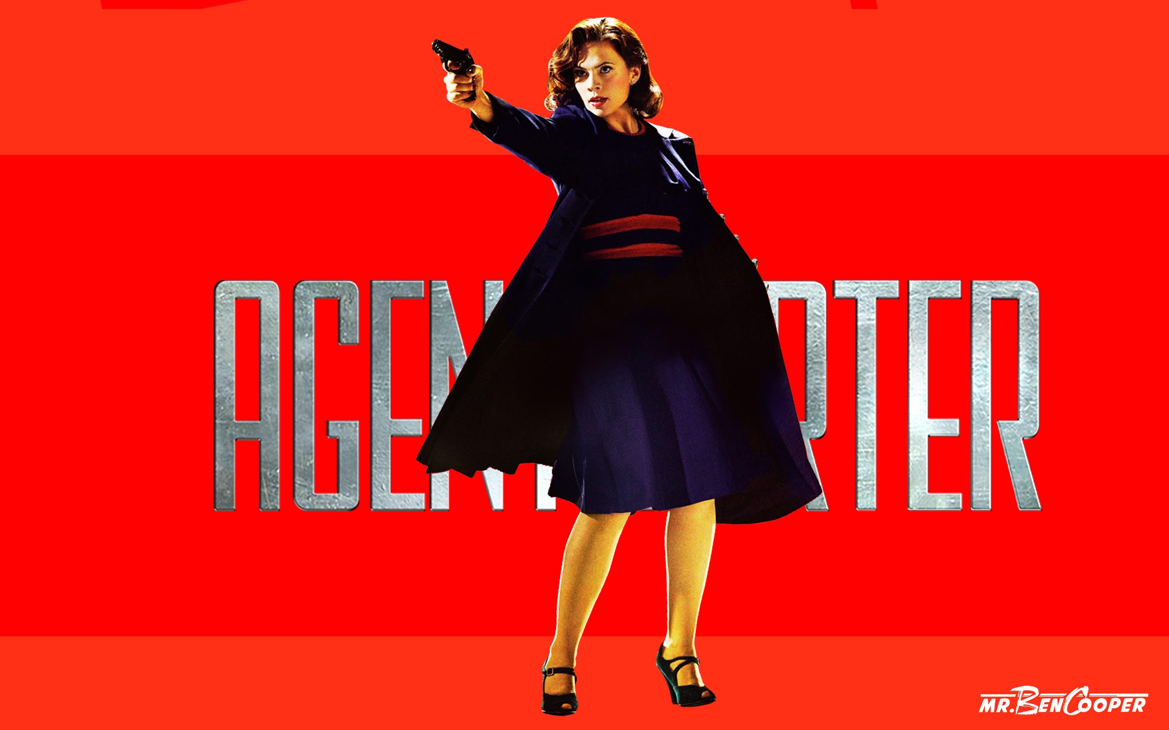 Agent Carter High