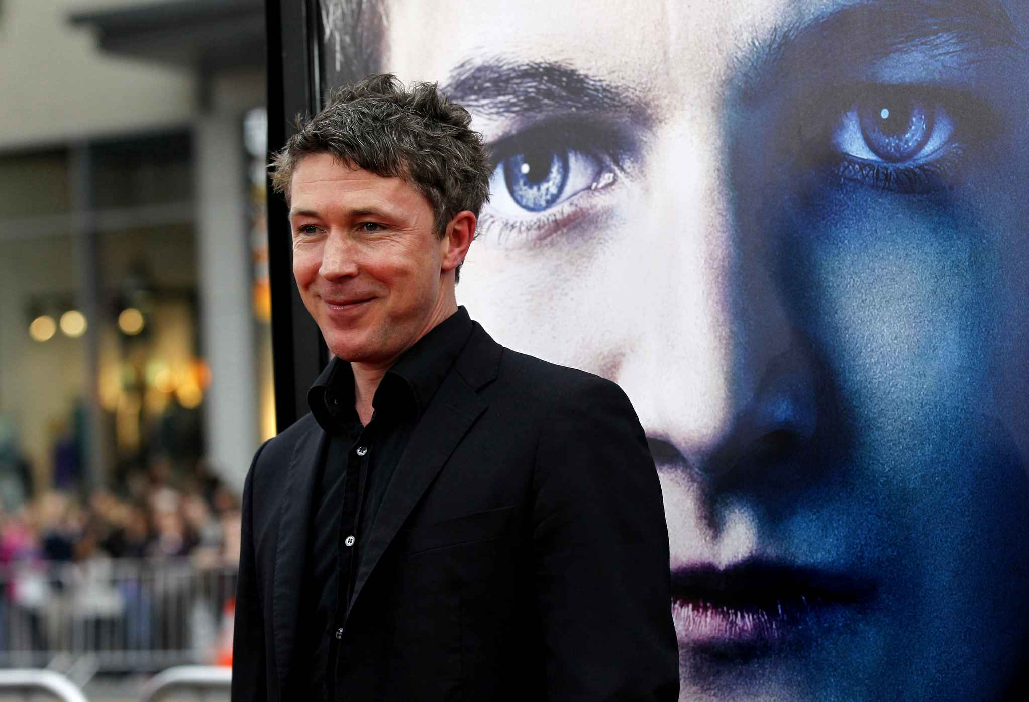 Aidan Gillen High