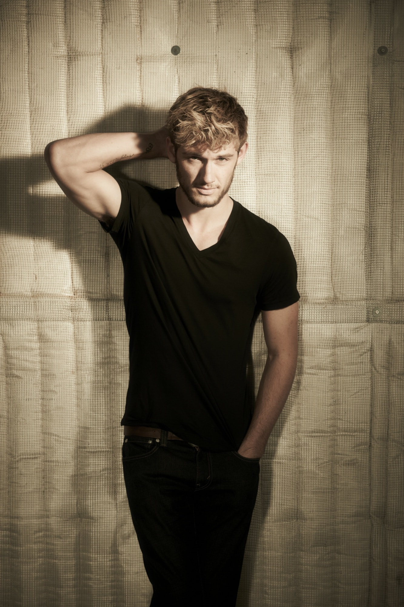 Alex Pettyfer High