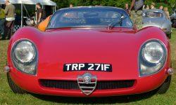 Alfa Romeo Tipo 33 Stradale High