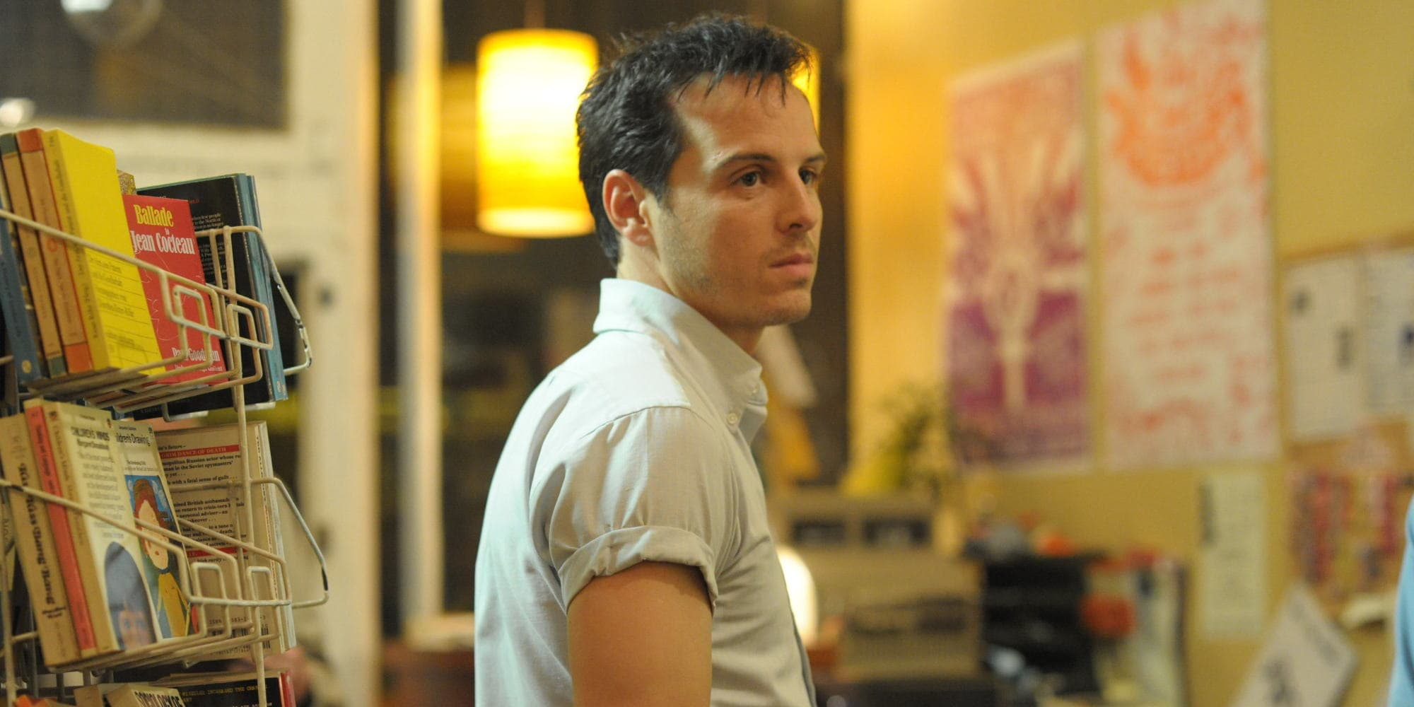 Andrew Scott High