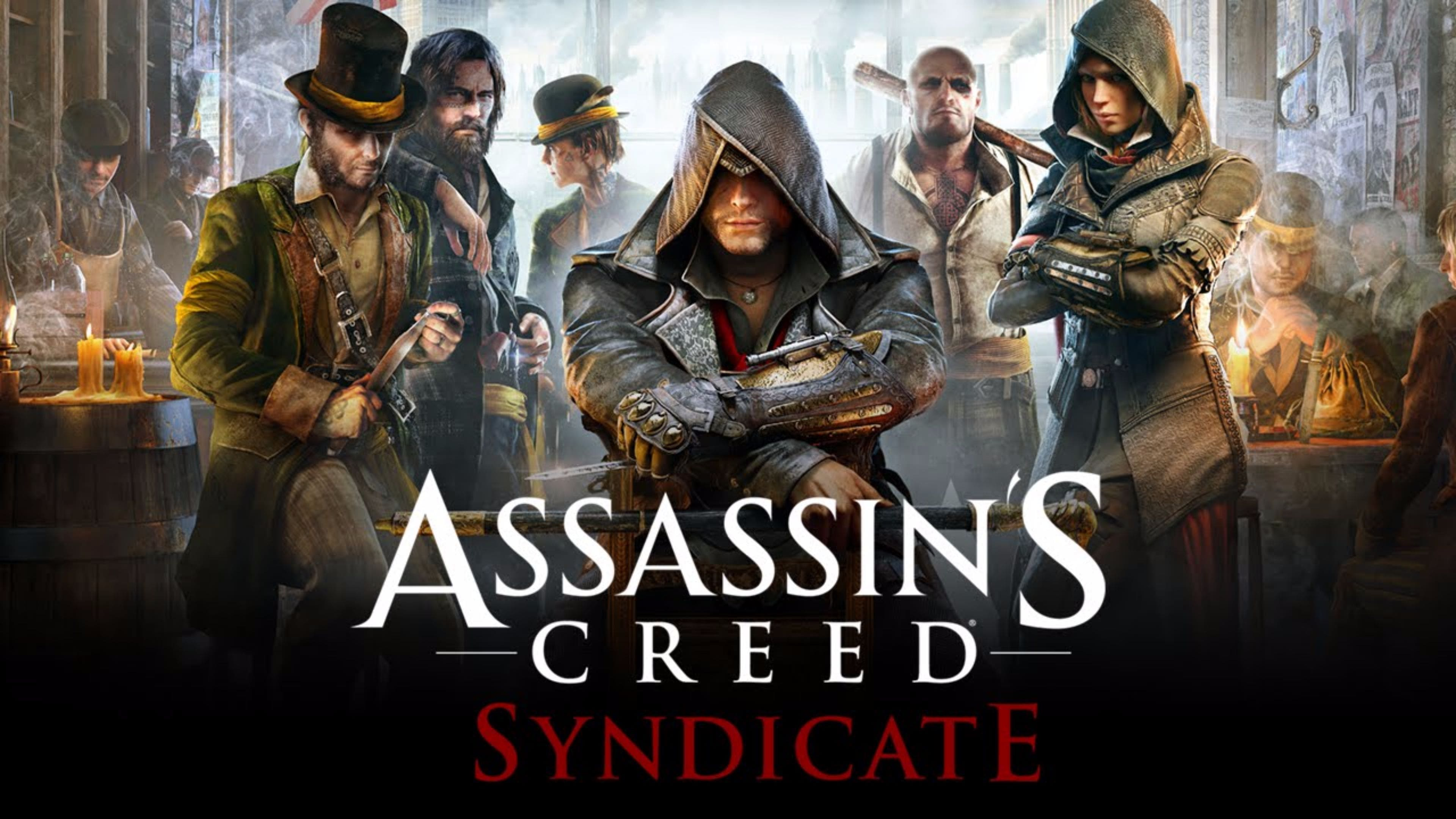 Assassins Creed Syndicate Hd Wallpapers 7wallpapersnet