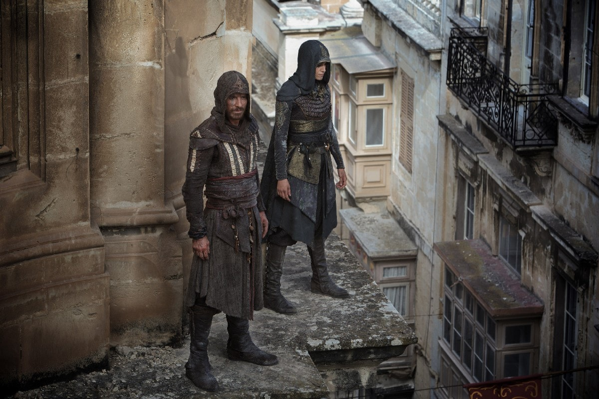 Assassin's Creed High