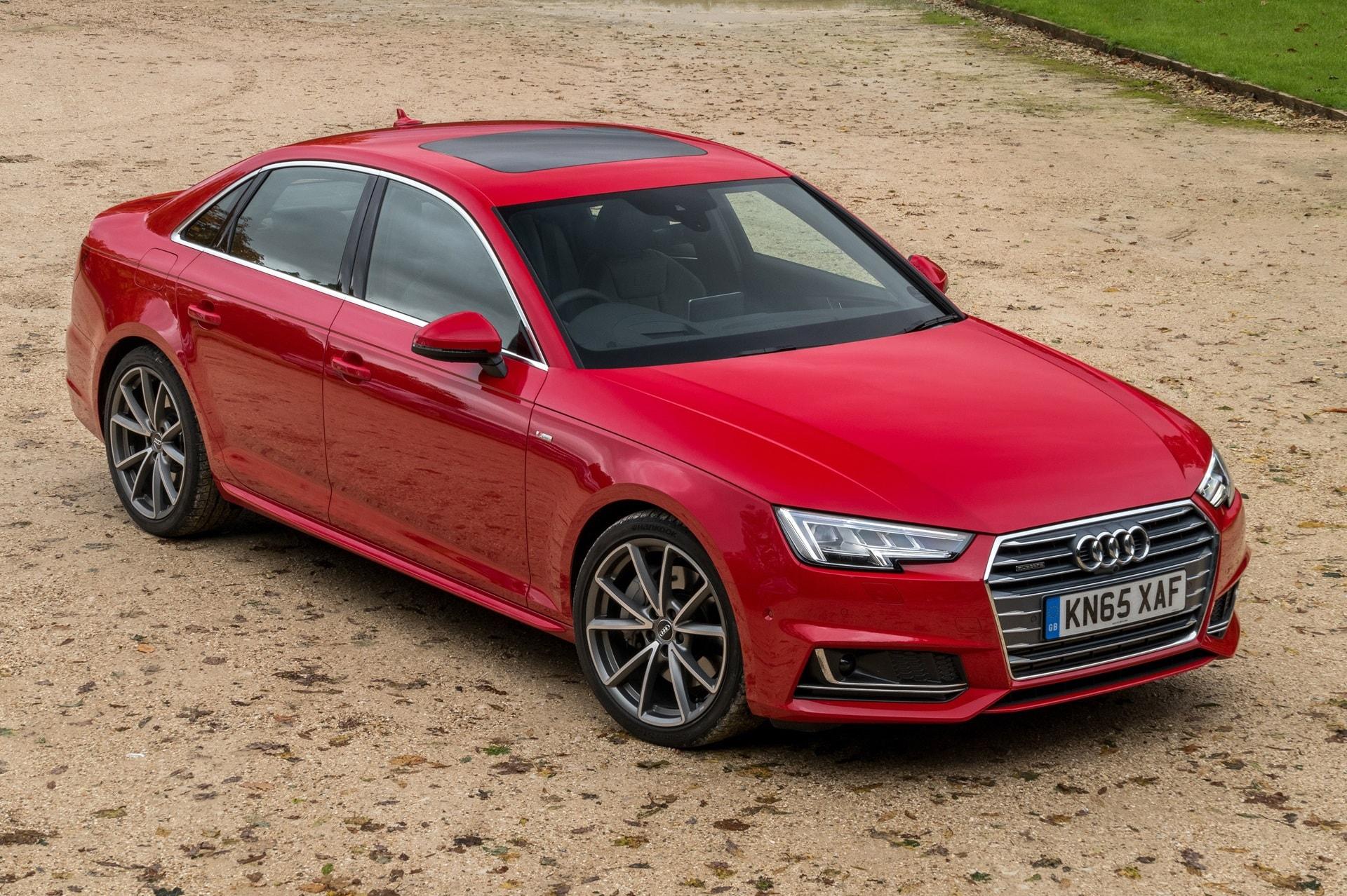 Audi A4 (B9) High
