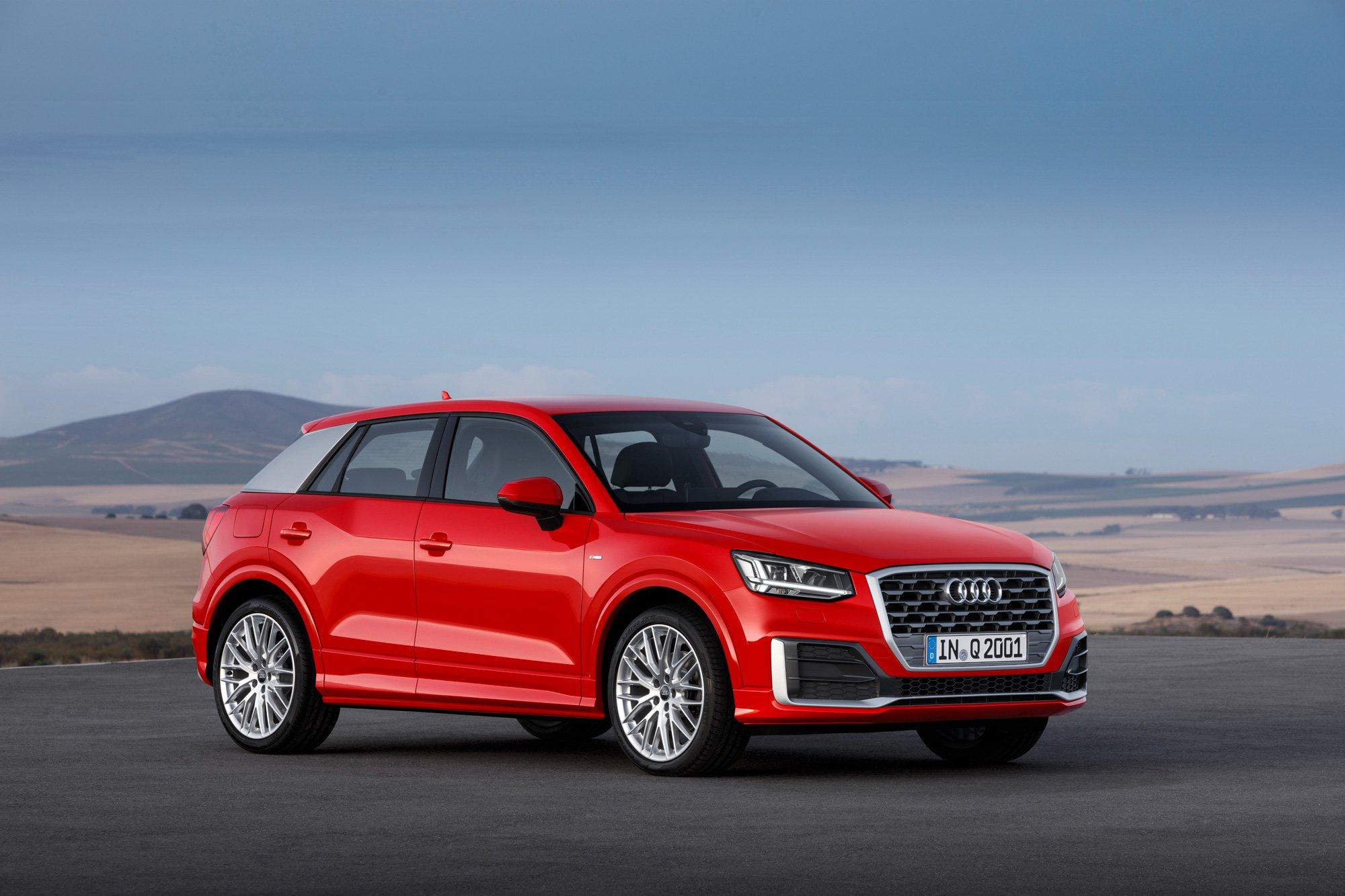 Audi Q2 High