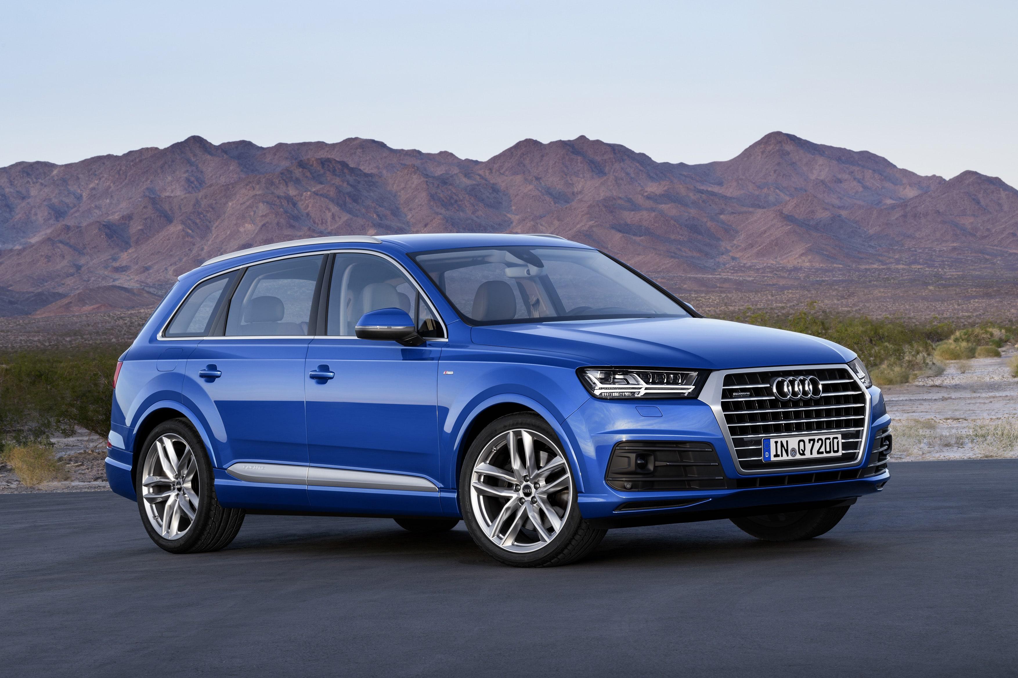 Audi Q7 II High