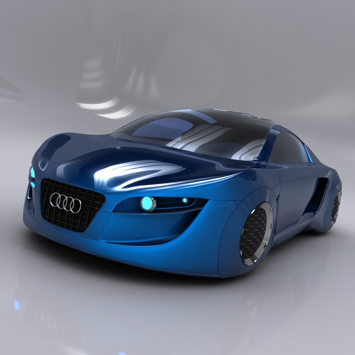 Audi RSQ Concept High