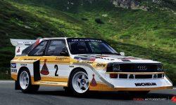 Audi Sport Quattro S1 High