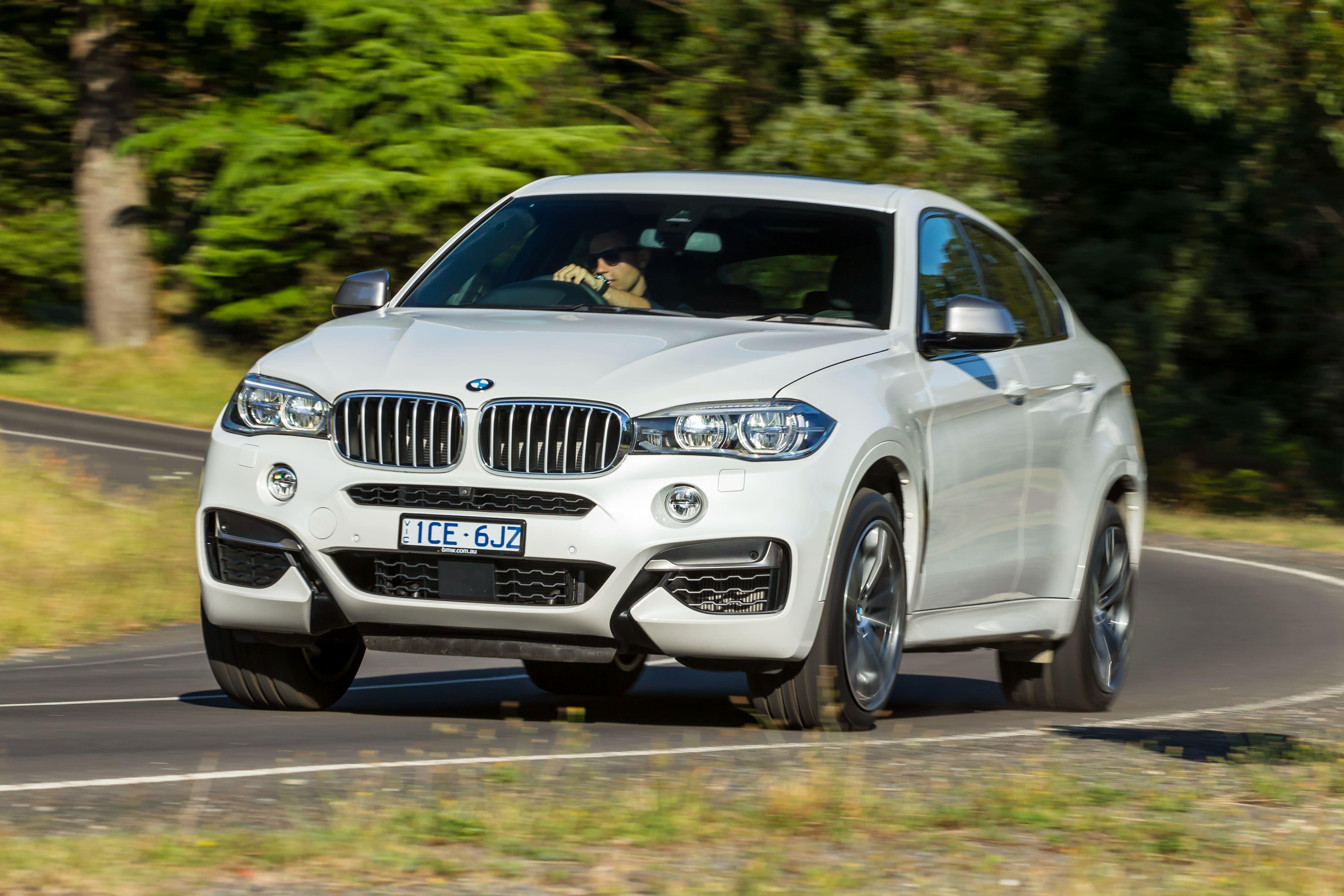 BMW X6 (F16) High