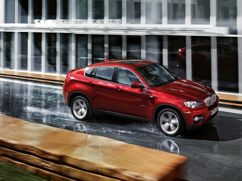 BMW X6 for mobile