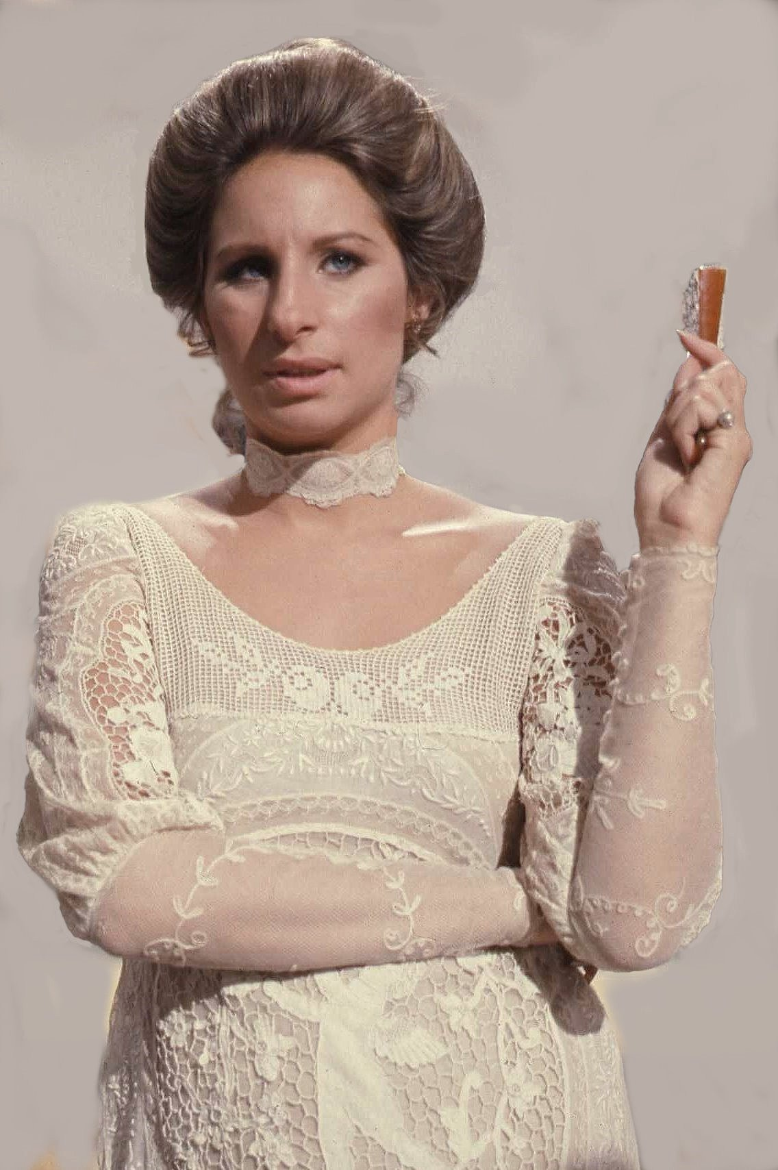 Barbra Streisand High