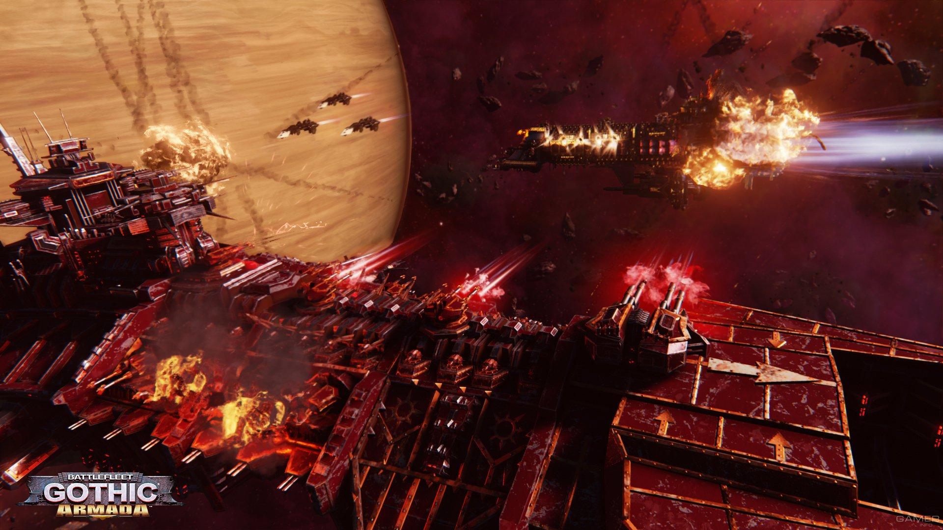 Battlefleet Gothic: Armada High