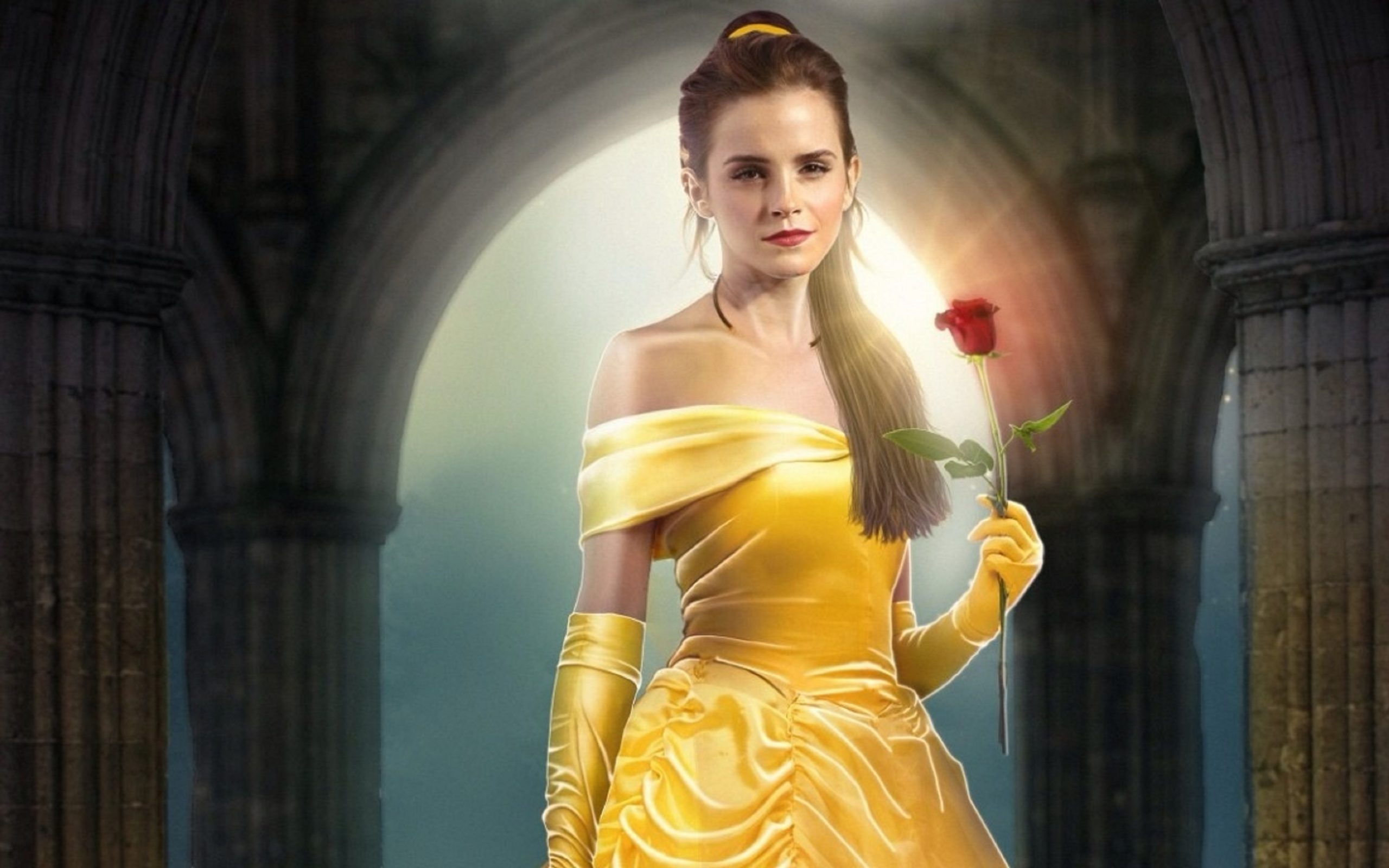 Beauty and the Beast High