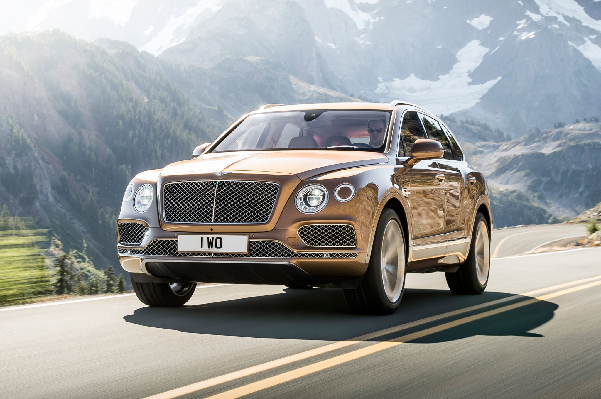 Bentley Bentayga High