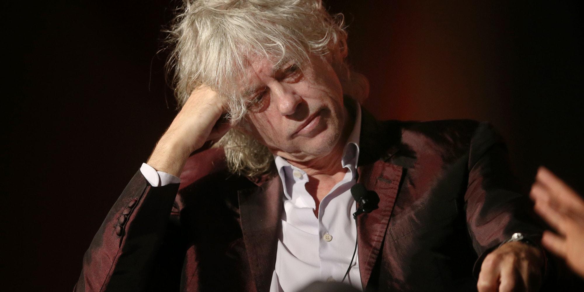 Bob Geldof High