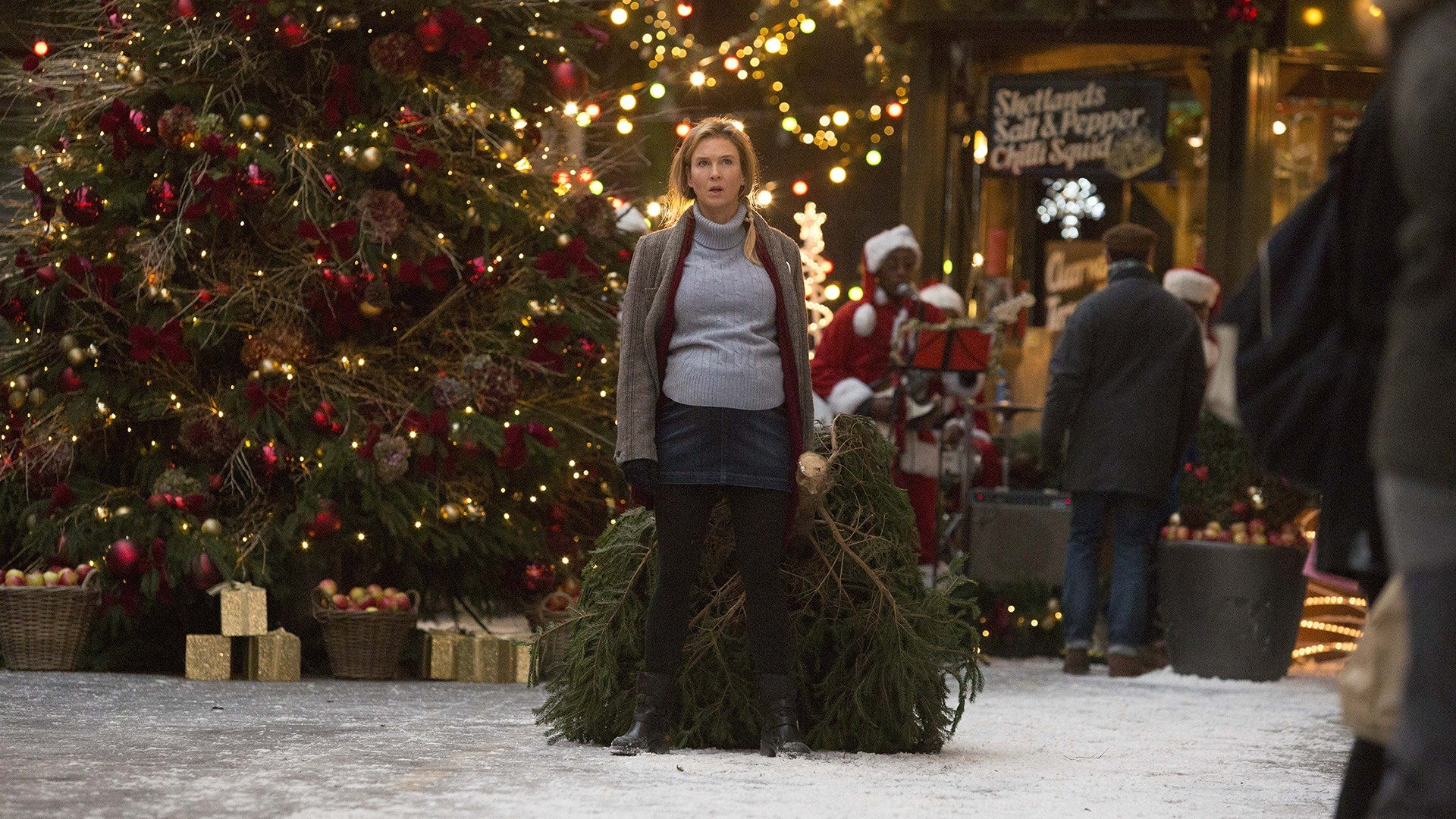 Bridget Jones's Baby High