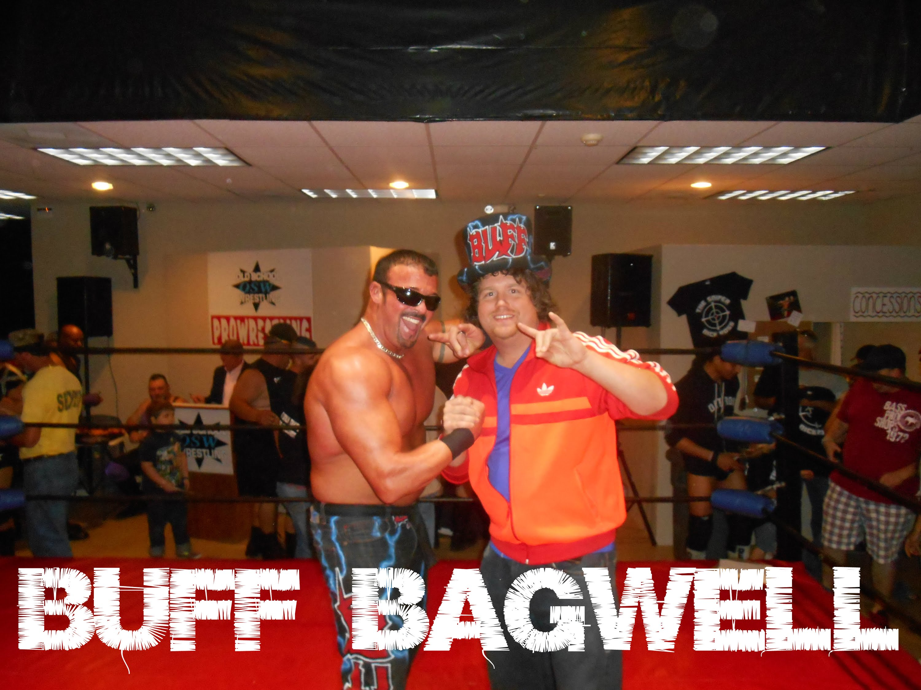 Buff Bagwell Desktop wallpaper