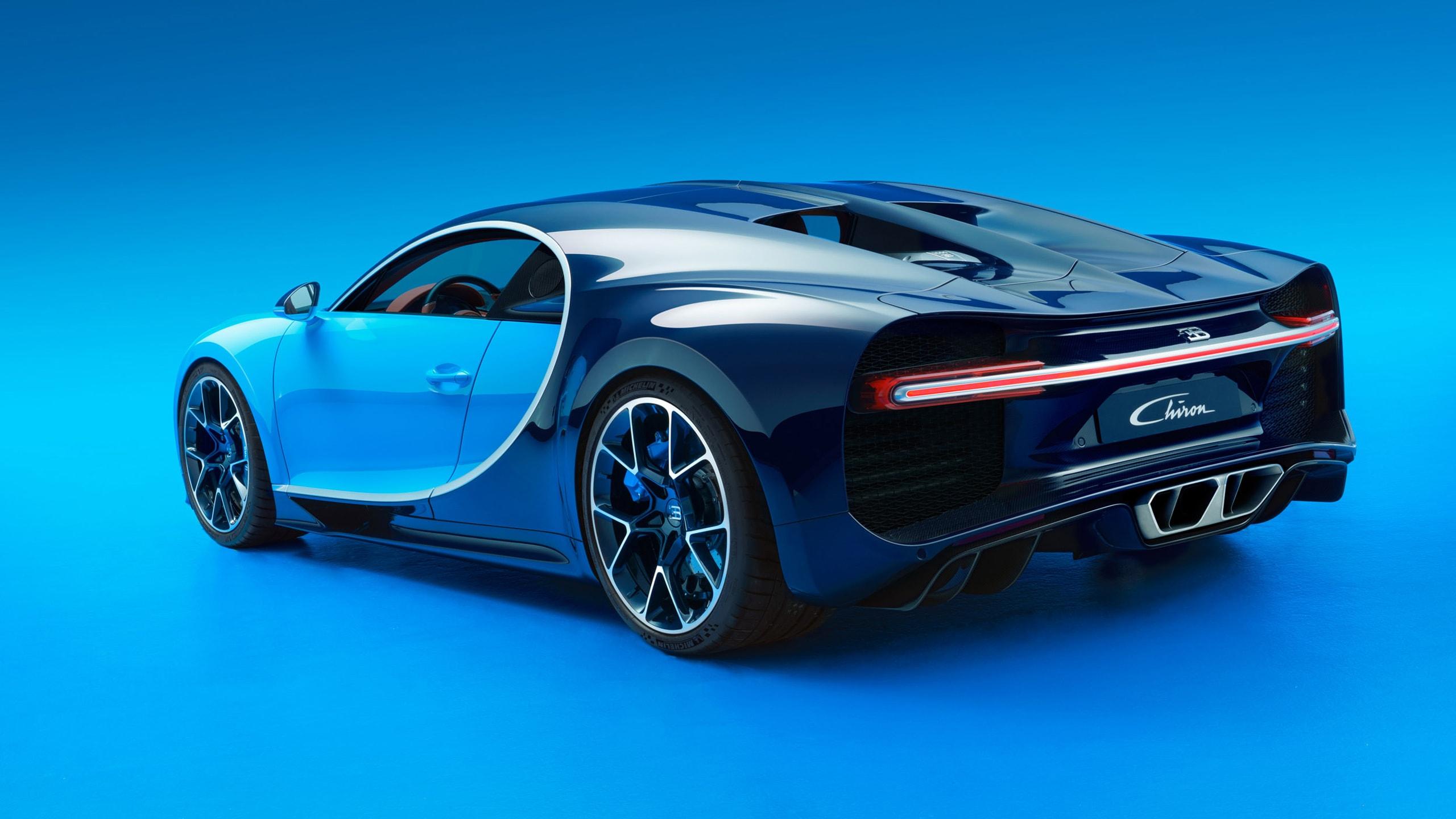 Bugatti Chiron High
