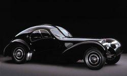 Bugatti Type 57SC Atlantic Coupe High