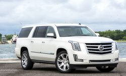Cadillac Escalade 4 High