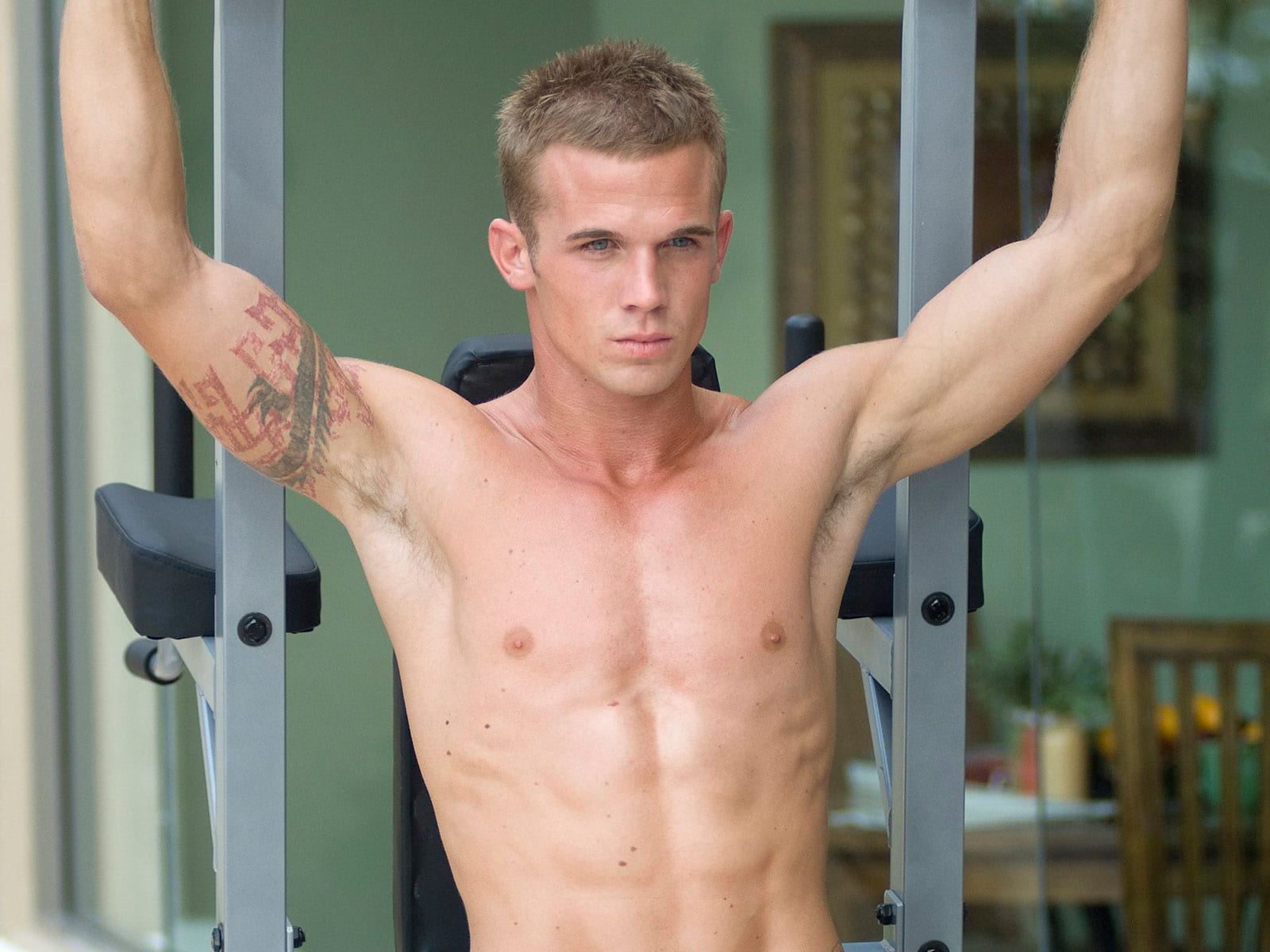 Cam Gigandet High