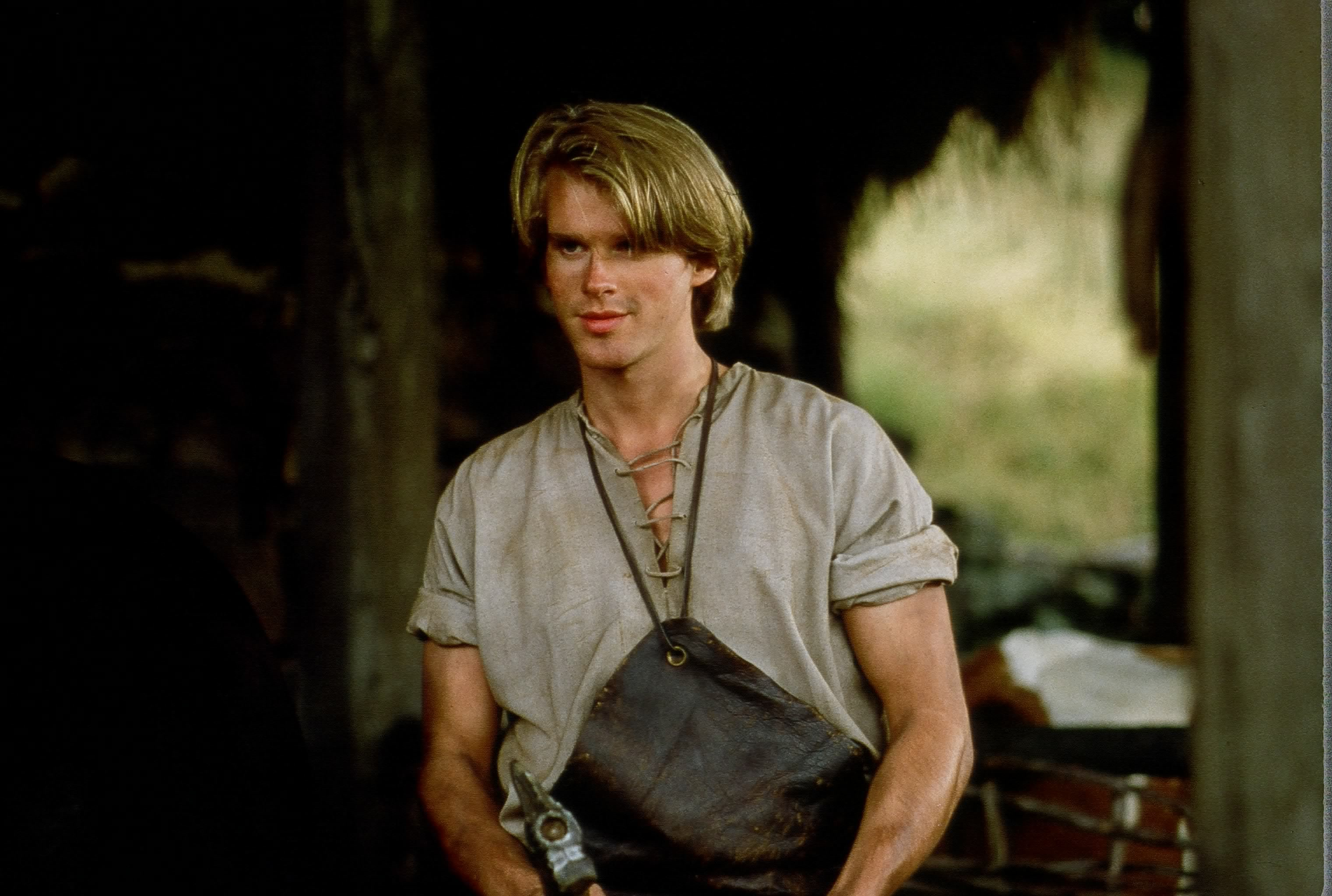 Cary Elwes High