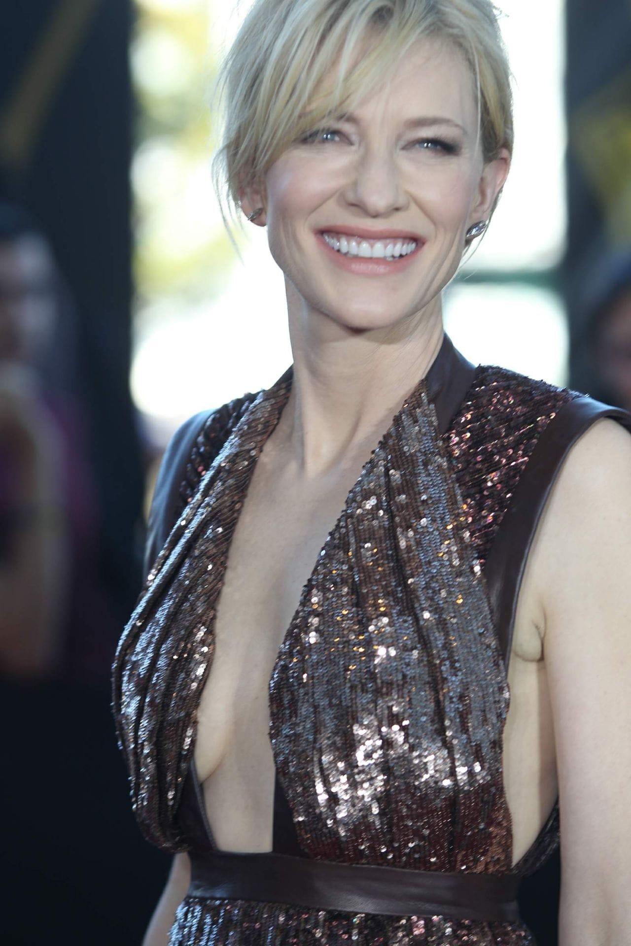 Cate Blanchett High