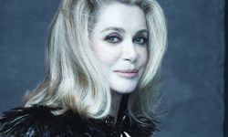 Catherine Deneuve High