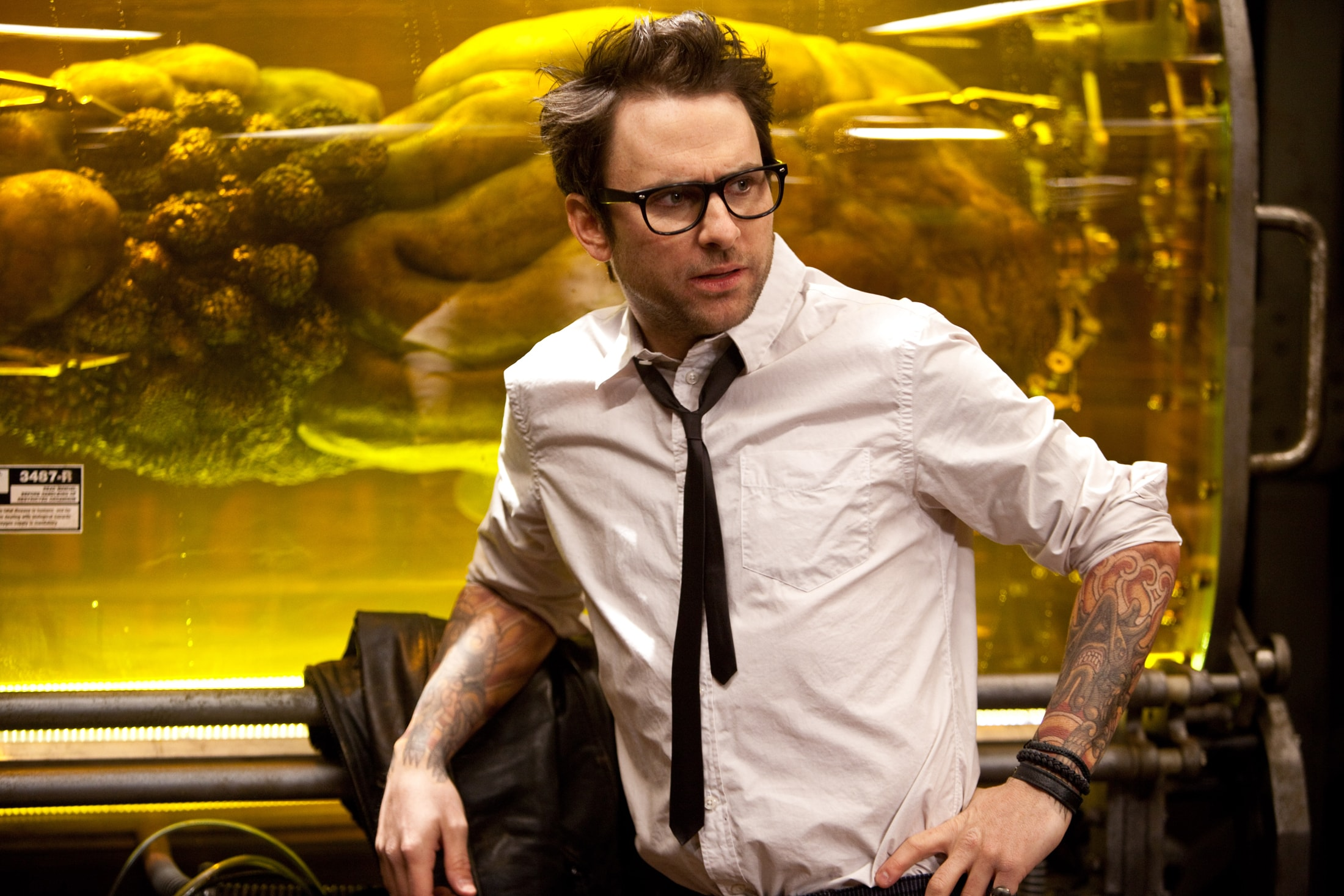 Charlie Day High