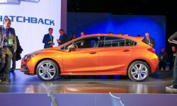 Chevrolet Cruze 2 Hatchback High