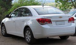 Chevrolet Cruze High