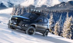 Chevrolet Niva 2 High