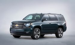 Chevrolet Tahoe 4 High